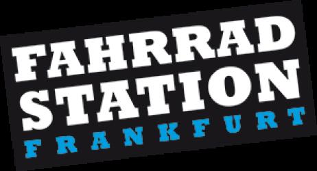 Fahrrad Station Frankfurt
